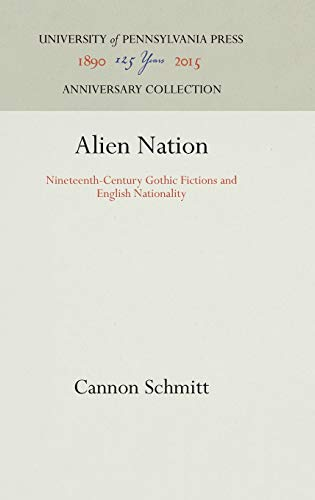 Alien Nation By Cannon Schmitt