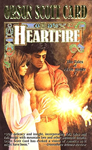 Heartfire By Orson Scott Card