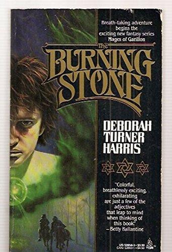 Burning Stone By Deborah Turner Harris