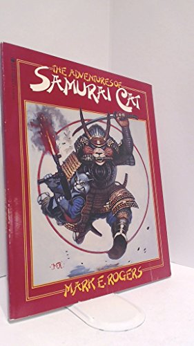 The Adventures of Samurai Cat By Rogers