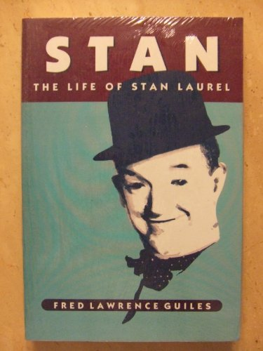 Stan-Life-of-Stan-Laurel-by-Guiles-Fred-Lawrence-Paperback-Book-The-Cheap-Fast