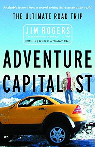 Adventure Capitalist By Jim Rogers