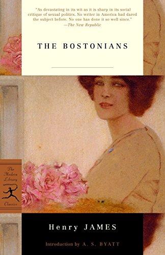 Mod Lib The Bostonians By Henry James