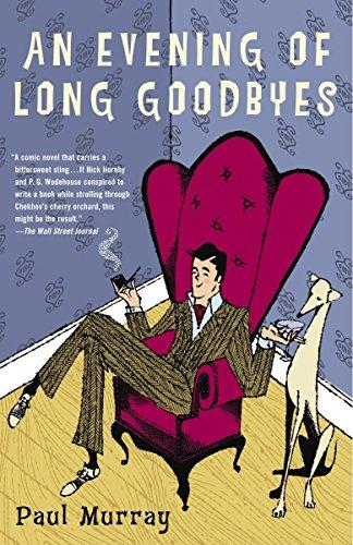 An Evening of Long Goodbyes By Associate Professor Paul Murray (Edinburgh University)