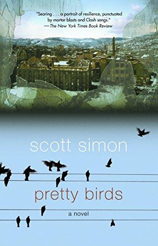 Pretty Birds By Scott Simon