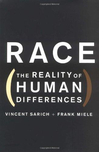 Race By Vincent Sarich