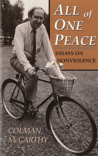 All of One Peace By Colman McCarthy
