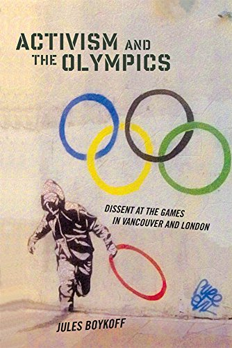 Activism and the Olympics By Jules Boykoff