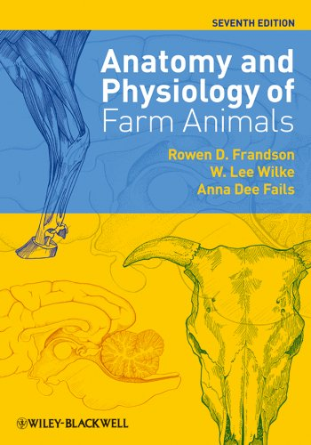 Anatomy and Physiology of Farm Animals By Rowen Dale Frandson