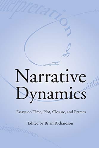 Narrative Dynamics By Brian Richardson (University of Leeds UK)
