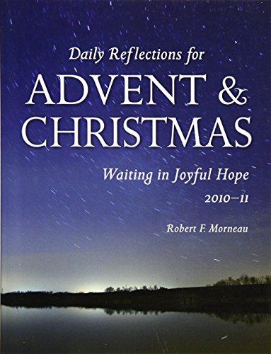 Waiting in Joyful Hope By Bishop Robert F. Morneau