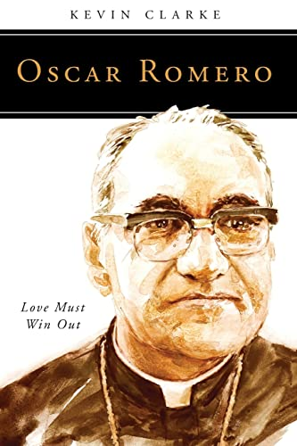 Oscar Romero By Kevin Clarke