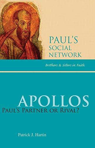 Apollos By Patrick J. Hartin