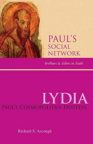 Lydia By Richard S. Ascough