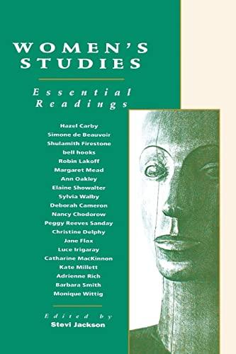 Women's Studies By Stevi Jackson