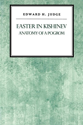 Easter in Kishniev By Edward H. Judge