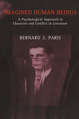 Imagined Human Beings By Bernard Jay Paris
