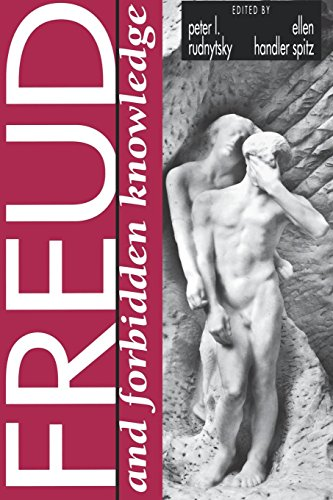 Freud and Forbidden Knowledge By Edited by Peter L. Rudnytsky