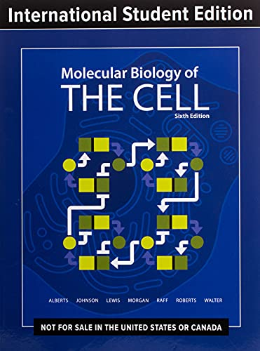 Molecular Biology of the Cell By Bruce Alberts (University of California, San Francisco, USA)