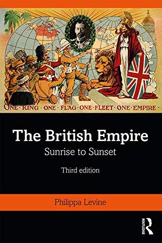 The British Empire By Philippa Levine