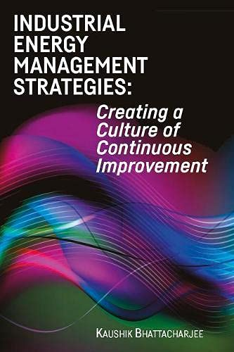 Industrial Energy Management Strategies By Kaushik Bhattacharjee