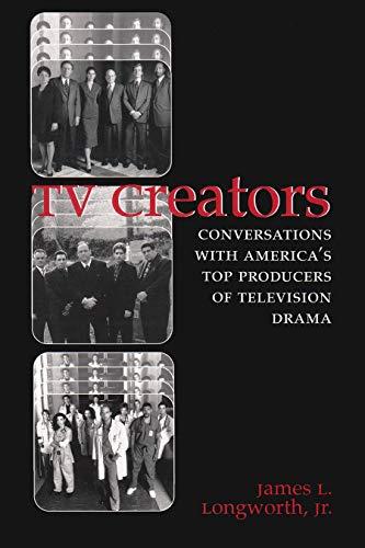 TV Creators By James L Longworth