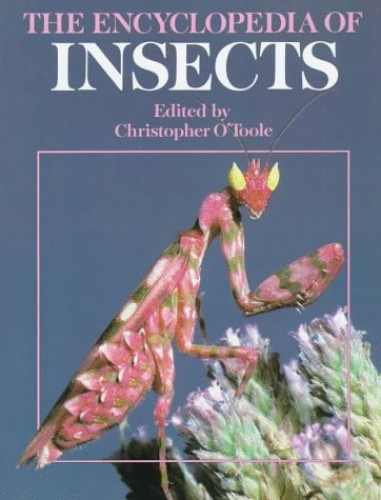 The Encyclopedia of Insects By Christopher O'Toole