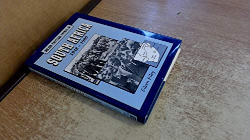 Major Political Events in South Africa, 1948-90 By Eileen Riley