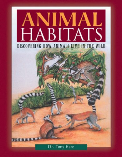 Animal Habitats By Group