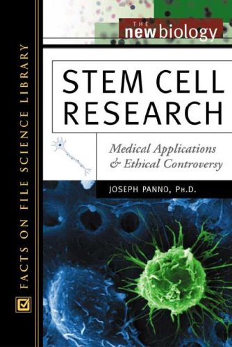 Stem Cell Research By Joseph Panno