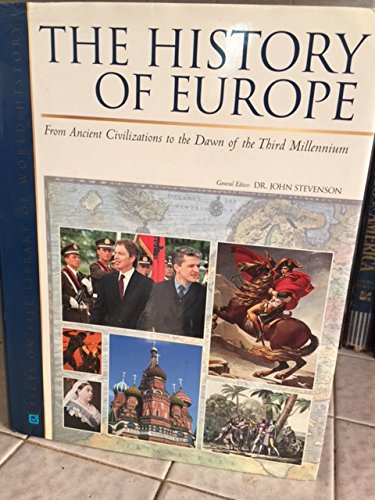 The History of Europe By John Stevenson