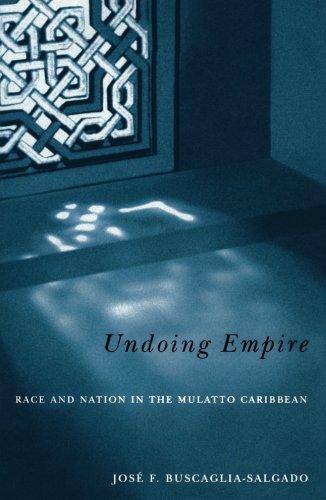 Undoing Empire By Salgado Jose F. Buscaglia
