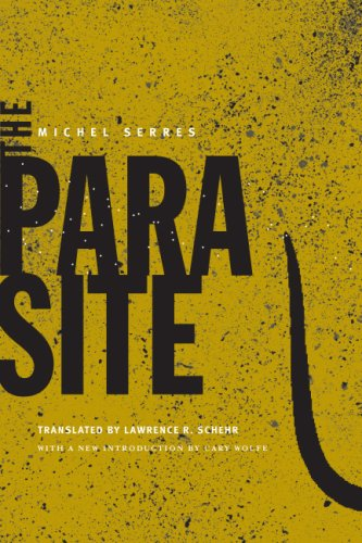 The Parasite By Michel Serres