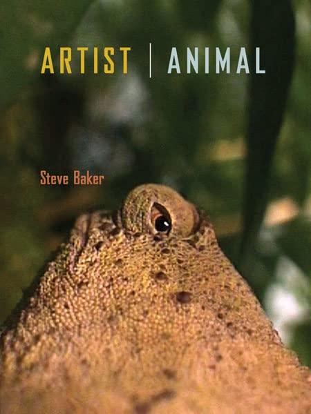 Artist Animal By Steve Baker