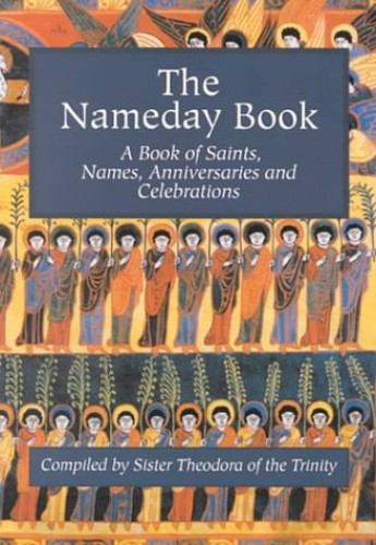 The Nameday Book By Alba House