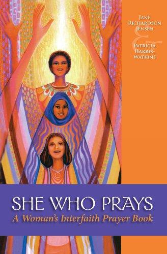She Who Prays By Jane Richardson Jenson
