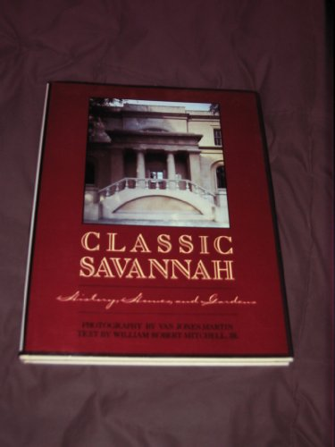 Classic Savannah By William Robert Mitchell