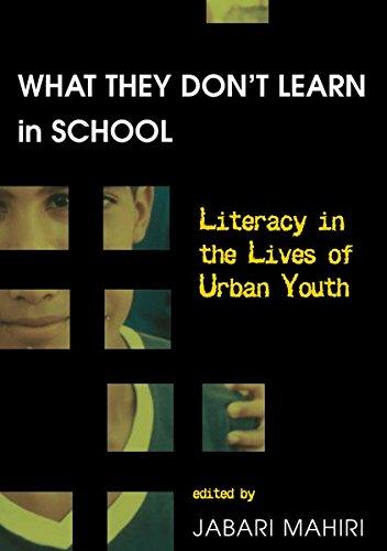 What They Dont Learn in School By Jabari Mahiri