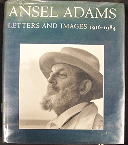 Ansel Adams Letts & Images By Ansel Adams