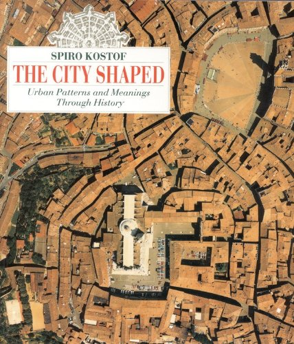 City Shaped By Spiro Kostof