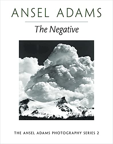 New Photo Series 2: Negative: By Ansel Adams