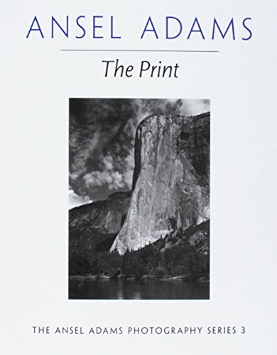 The Print (New Photo) By Ansel Adams