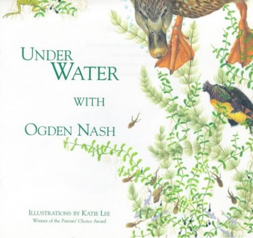 Under Water with Ogden Nash By Ogden Nash