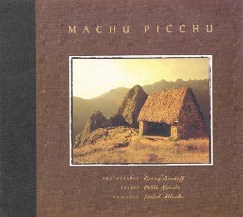 Machu Picchu By Pablo Neruda