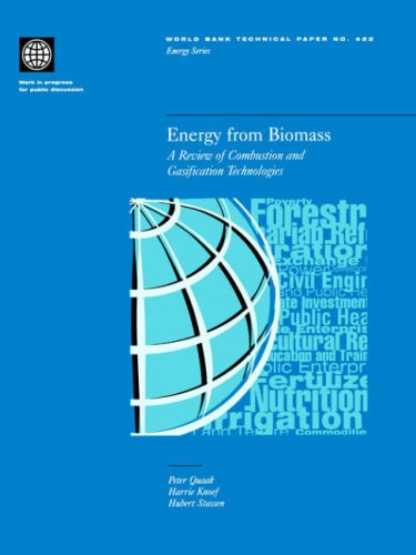 Energy from Biomass By Hubert E. Stassen