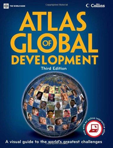Atlas of Global Development By World Bank Publicati