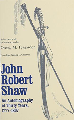 John Robert Shaw By John Robert Shaw