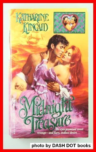 Midnight-Treasure-by-Kincaid-Katharine-0821738461-The-Cheap-Fast-Free-Post