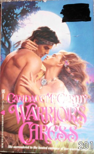 Warrior's Caress By Candace McCarthy