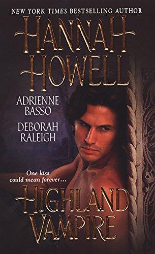 Highland Vampire By Hannah Howell